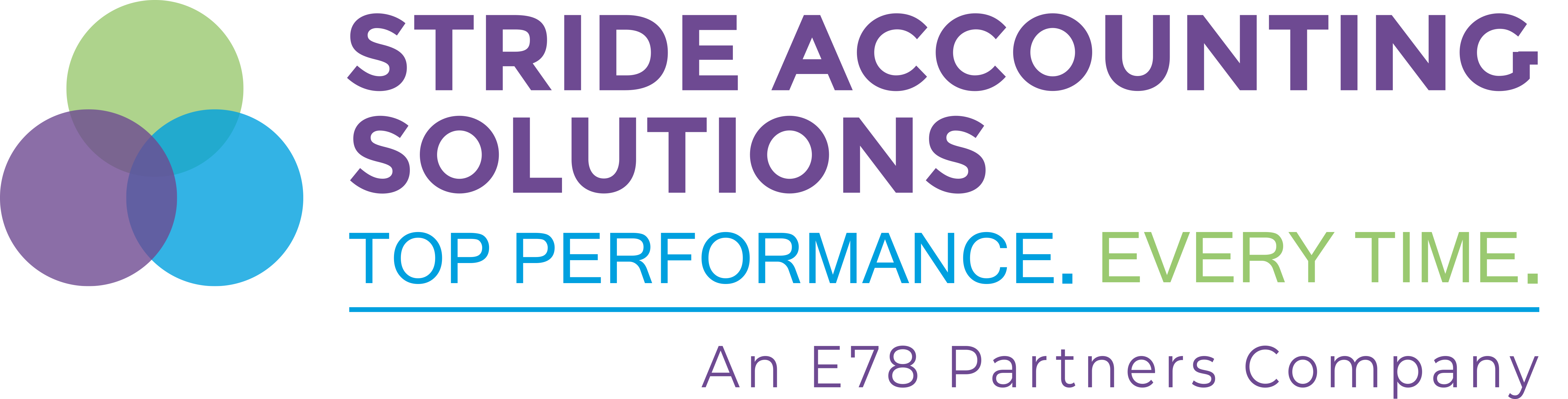 Stride Accounting Solutions Logo